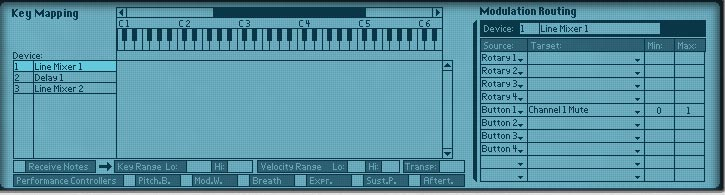 Beat repeater effect in Reason
