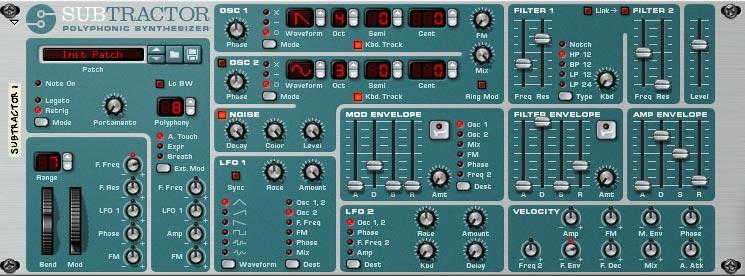 Enable the Noise Oscillator