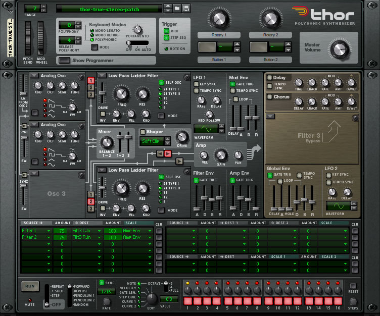 Thor true stereo patch