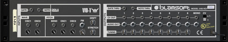 VO-1 Viking Oscillator