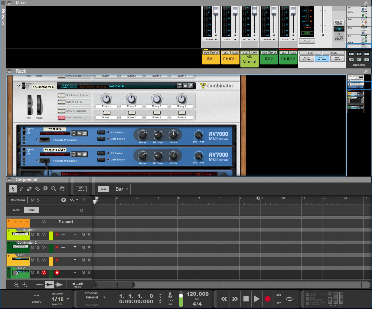 Reason tutorials | Make music and learn using Propellerhead