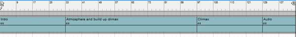 Trance template on how to setup the sequence