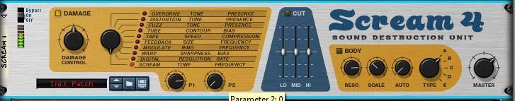 Goa Bass Line Scream 4