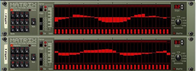 Matrix and Random CV generator