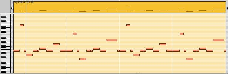Sequencer Transpose Changes
